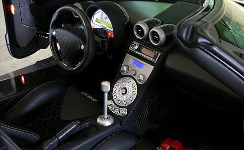 Picture Of 2007 Koenigsegg CCX, Interior, Gallery_worthy