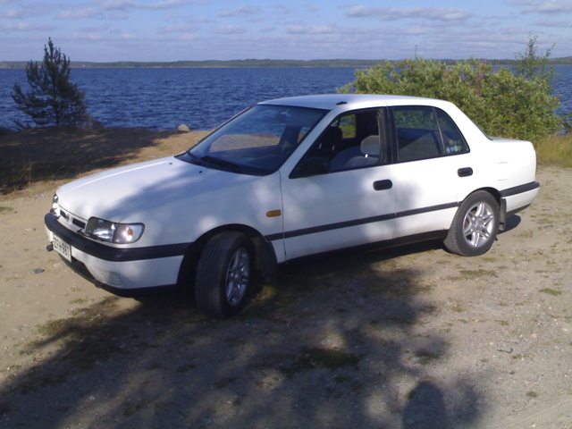 Picture of 1991 Nissan Sunny, exterior, gallery_worthy
