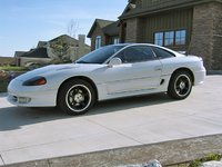 Picture of 1991 Dodge Stealth 2 Dr R/T Turbo AWD Hatchback, exterior