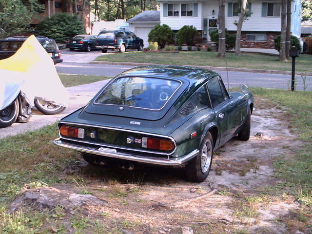 Picture of 1973 Triumph GT6, exterior, gallery_worthy