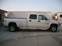 Picture of 2007 GMC Sierra Classic 3500 SLT Ext. Cab DRW 4WD, exterior