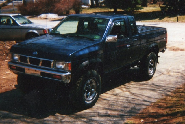 Picture of 1994 Nissan King Cab 2 Dr XE 4WD Extended Cab SB, exterior