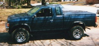 1994 Nissan King Cab Overview