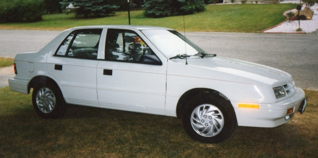 Picture of 1992 Dodge Shadow 4 Dr Highline Hatchback, exterior, gallery_worthy