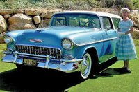 1955 Chevrolet Nomad Overview