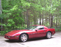 1989 Chevrolet Corvette Convertible picture, exterior