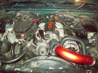 Picture of 1992 GMC Jimmy 2 Dr SLE 4WD SUV, engine