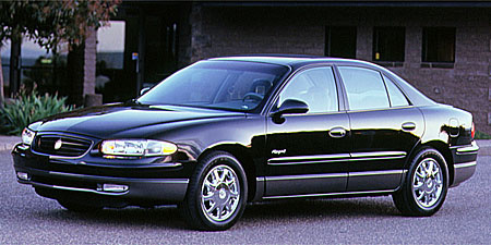 Picture of 1999 Buick Regal 4 Dr GS Supercharged Sedan