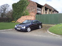 Picture of 2000 Mercedes-Benz E-Class E55 AMG, exterior