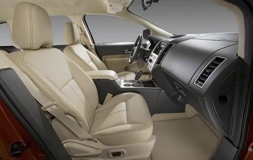 2010 Ford Edge, Interior View, interior, manufacturer