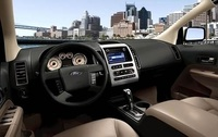 2010 Ford Edge, Interior View, interior, manufacturer