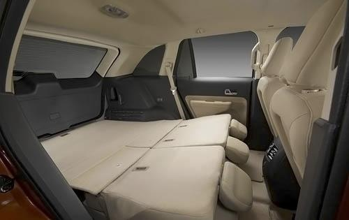 2010 Ford Edge, Interior Cargo View, exterior, manufacturer