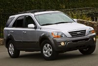 2009 Kia Sorento, Front Right Quarter View, exterior, manufacturer