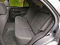 2009 Kia Sorento, Interior View, manufacturer, interior