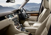 2010 Land Rover LR4, Interior View, interior, manufacturer