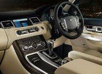 2010 Land Rover Range Rover, Interior View, interior, manufacturer