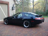 1995 Porsche 928, 1995 928 GTS 5-speed (1 of 77 928 GTSs brought to NA in 1995, 1 of 30 5-speed GTSs in 1995)