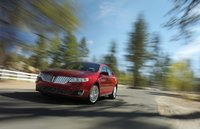 2010 Lincoln MKS, Front View, exterior, manufacturer, gallery_worthy