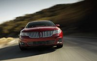 2010 Lincoln MKS, Front View, exterior, manufacturer