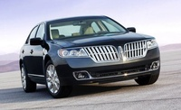 2010 Lincoln MKZ, Front Right Quarter View, manufacturer, exterior