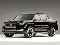 Picture of 2007 Honda Ridgeline RTS, exterior, gallery_worthy