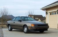 1987 Toyota Celica, 1987 Celica GT. Original owner car, exterior