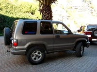 Picture of 2001 Isuzu Trooper, exterior