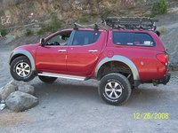 Picture of 2006 Mitsubishi L200, exterior