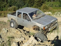 1991 Nissan Pickup Picture Gallery