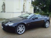 Picture of 2009 Aston Martin V8 Vantage Roadster RWD, exterior, gallery_worthy