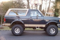 1994 Ford Bronco Picture Gallery
