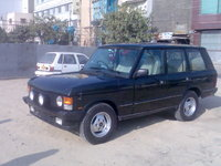 1989 Land Rover Range Rover Overview