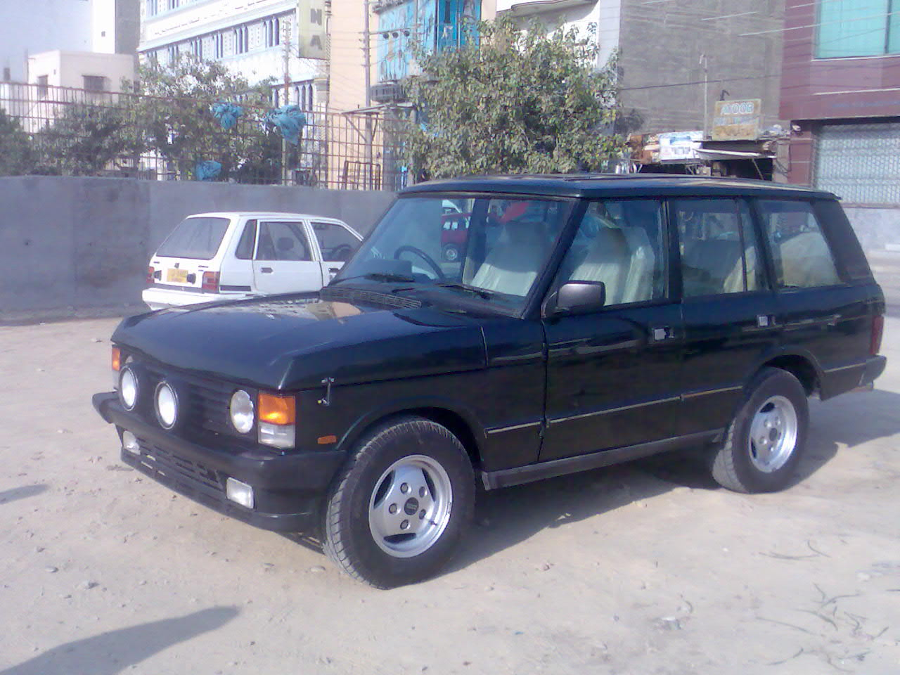 1989 Land Rover Range Rover Overview Cargurus