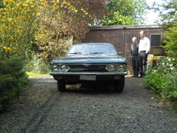 Picture of 1967 Chevrolet Corvair, exterior