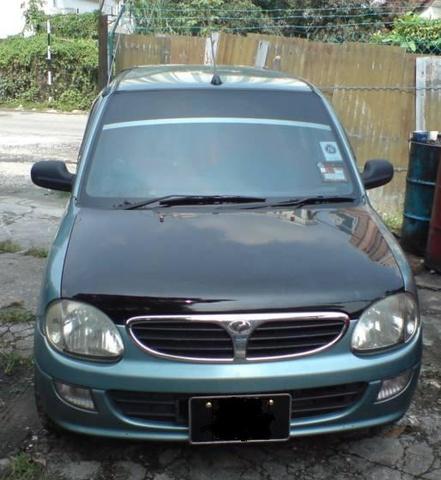 Picture of 2002 Perodua Kelisa, exterior