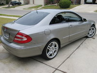 Picture of 2004 Mercedes-Benz CLK-Class CLK 320 Coupe, exterior, gallery_worthy