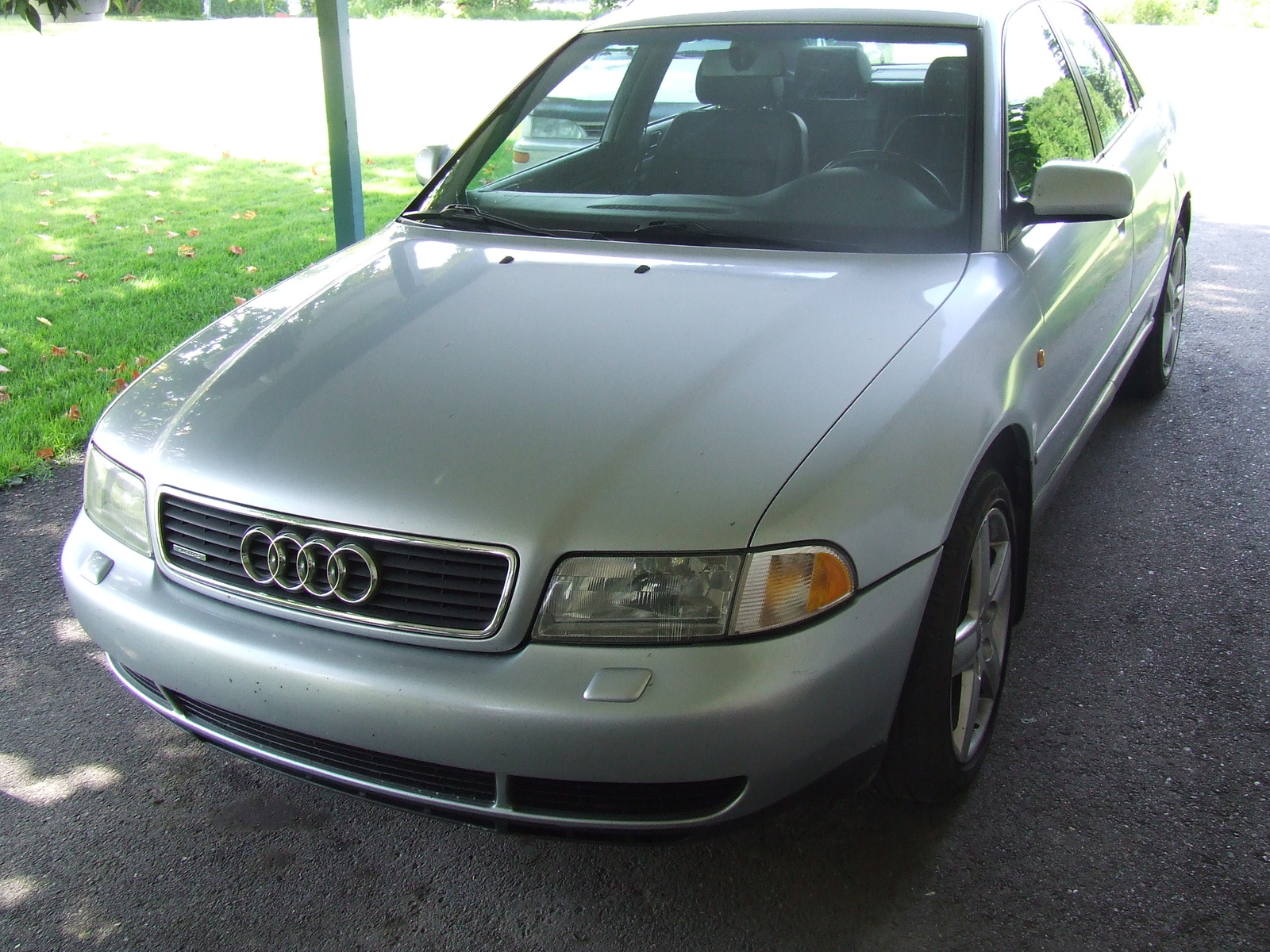 1998 audi a4 2 8 quattro related infomation specifications weili automotive network. Black Bedroom Furniture Sets. Home Design Ideas