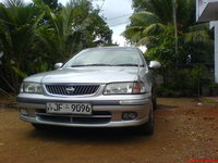 Picture of 2002 Nissan Sunny, exterior, gallery_worthy