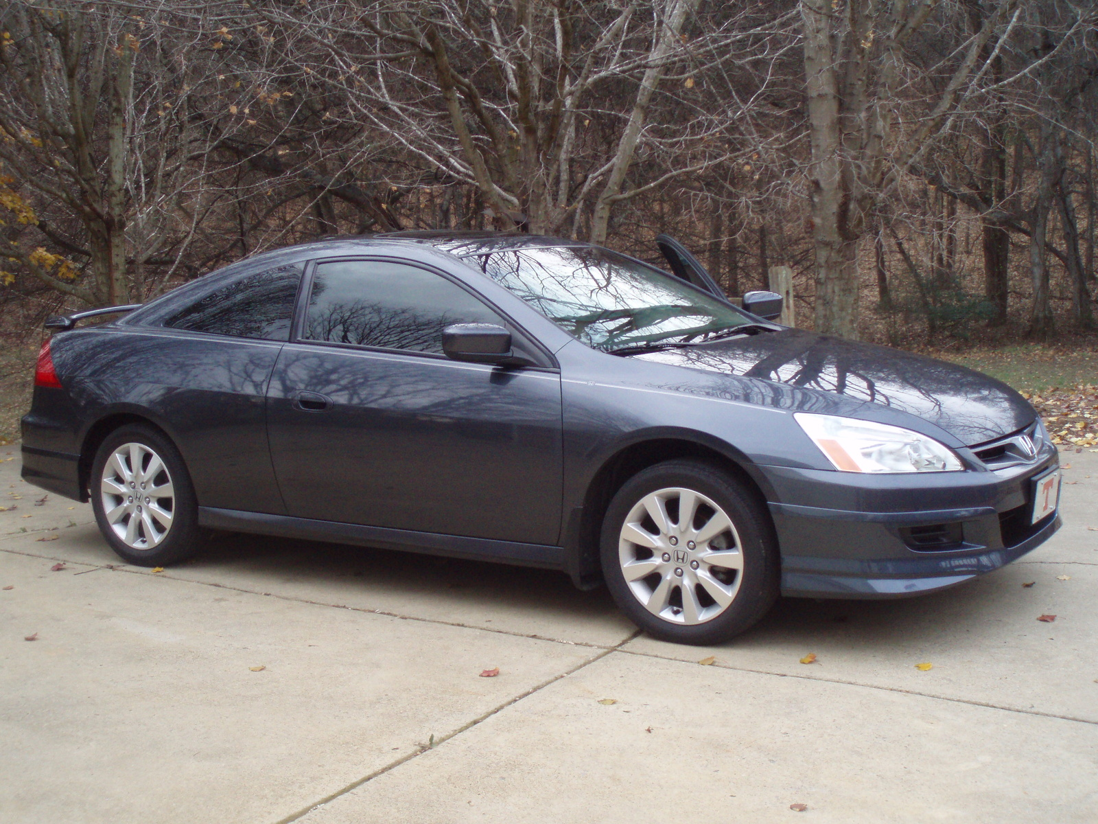 2007 honda accord coupe hd photo