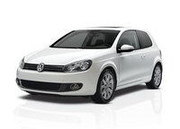 2010 Volkswagen Golf Picture Gallery