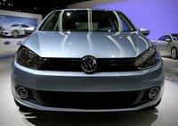 2010 Volkswagen Golf, front view, exterior, manufacturer