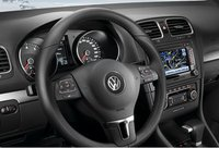2010 Volkswagen Golf, steering wheel   , manufacturer, interior
