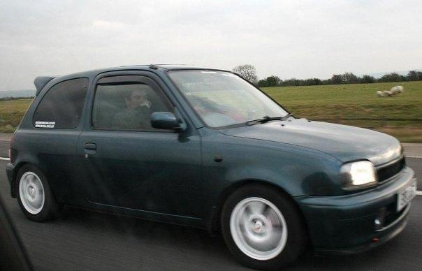 Picture of 1993 Nissan Micra