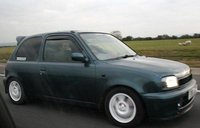 1993 Nissan Micra Overview