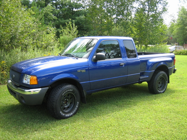 Picture of 2003 Ford Ranger 4 Dr XLT 4WD Extended Cab SB
