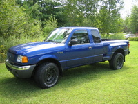 Picture of 2003 Ford Ranger 4 Dr XLT 4WD Extended Cab SB, exterior