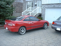 2000 Acura Integra 2 Dr LS Hatchback picture, exterior