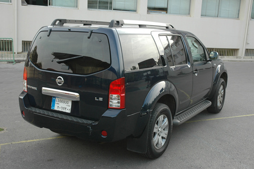 Picture of 2005 Nissan Pathfinder, exterior, gallery_worthy