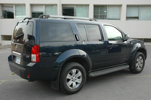 2006 Nissan Pathfinder - Pictures - 2006 Nissan Pathfinder LE 4X4 ...