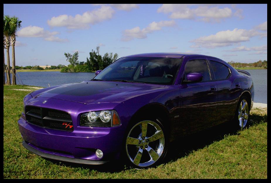 2007 Dodge Charger Daytona Plum Crazy Purple | 2007 Dodge Daytona ...